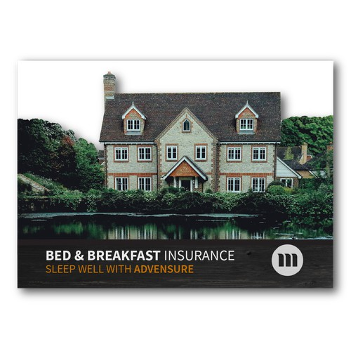 Bed & Breakfast Insurance Post Card