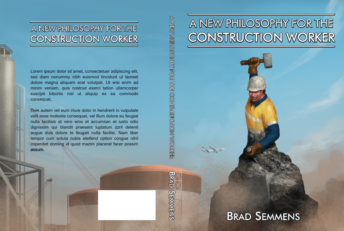 Construction Worker Mindfulness Book