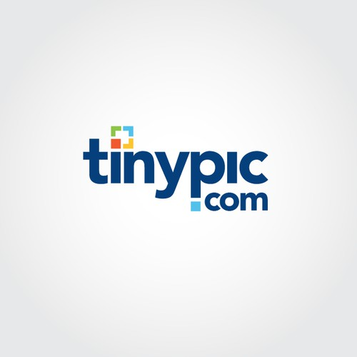 Create the next logo for Tinypic Logo