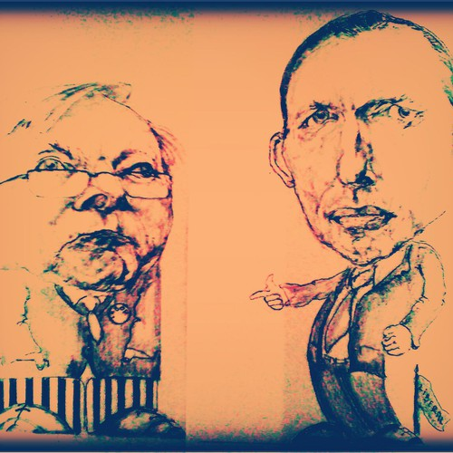 99designs Community Contest: Create Caricatures for the Australian 2013 Election.