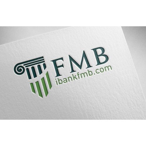Create a New Logo for a Community Bank