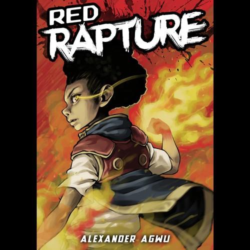 Red Rapture Action Adventure Novel
