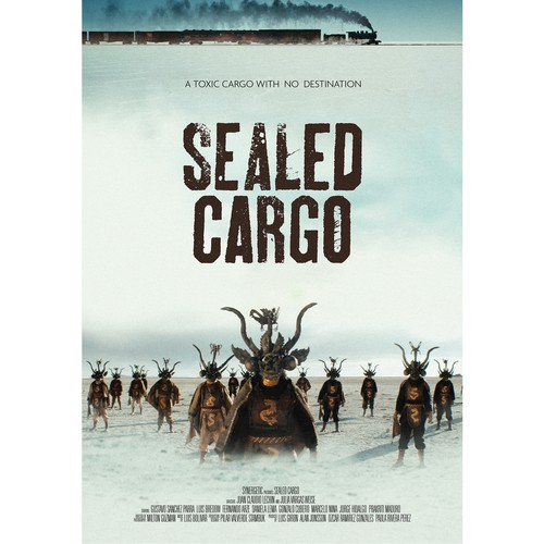 Movie poster for Sealed Cargo