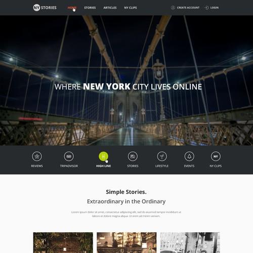 NY Stories
