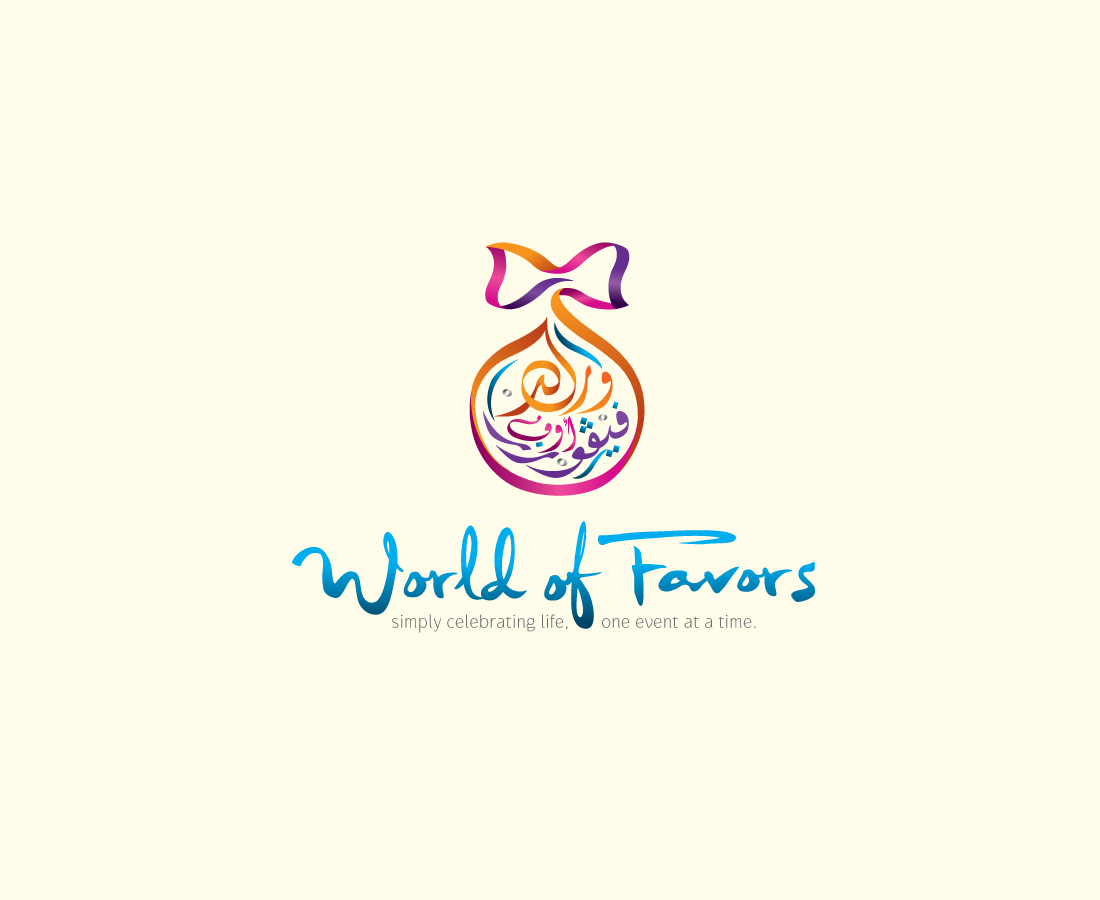 Help World of Favors with a new logo