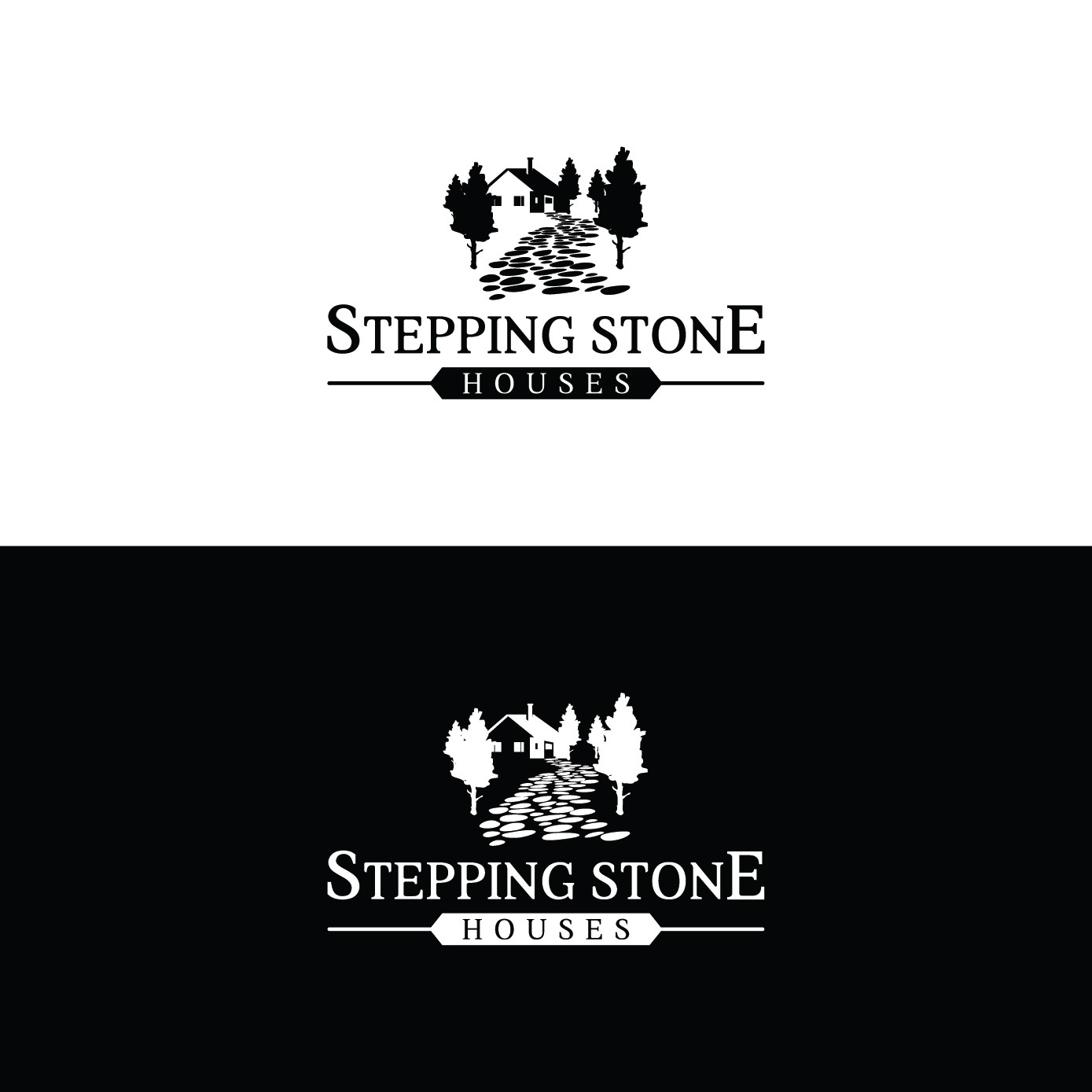 Stepping Stone Houses
