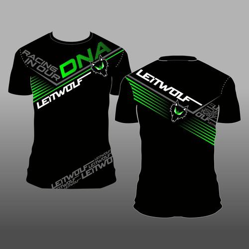 Leitwolf T Shirt