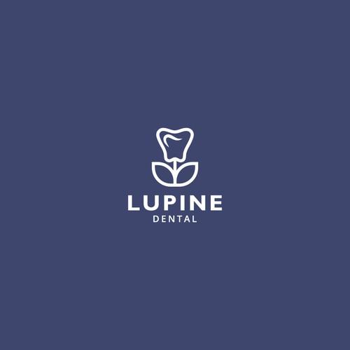 Logo Design for Lupine Dental