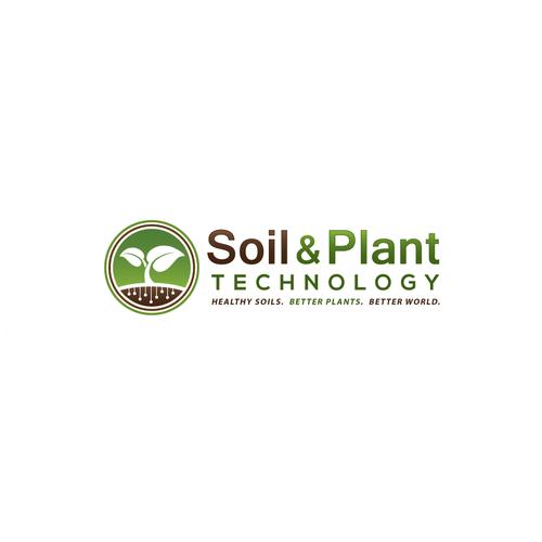 Soil & Plant TECHNOLOGY Logo
