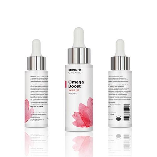 Design Concept for Cosmetic Facial Oil