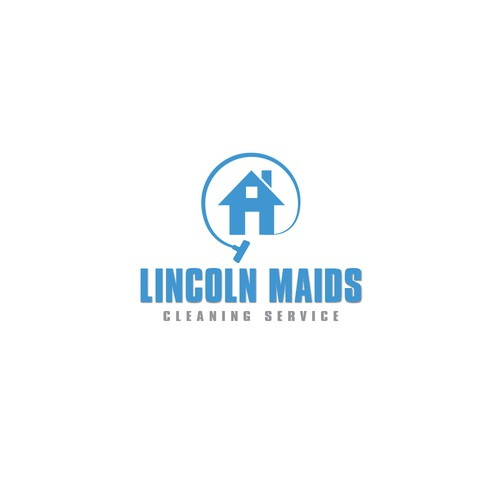 Create a unique, simple, and professional logo for cleaning business.