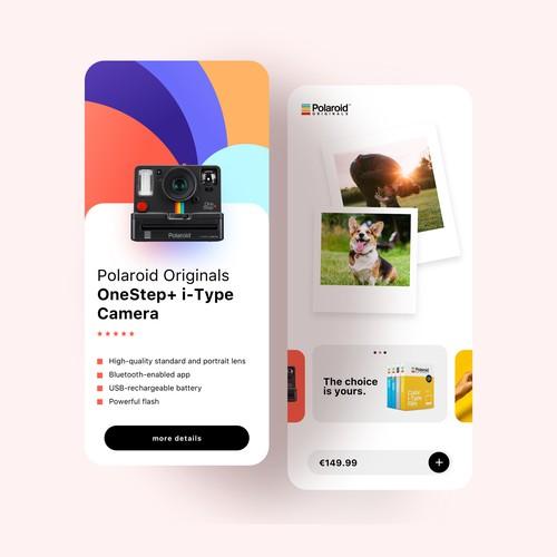 Polaroid App