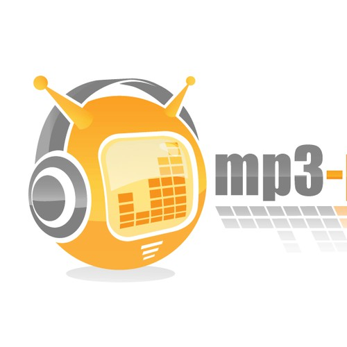 Logo for a MP3-Search