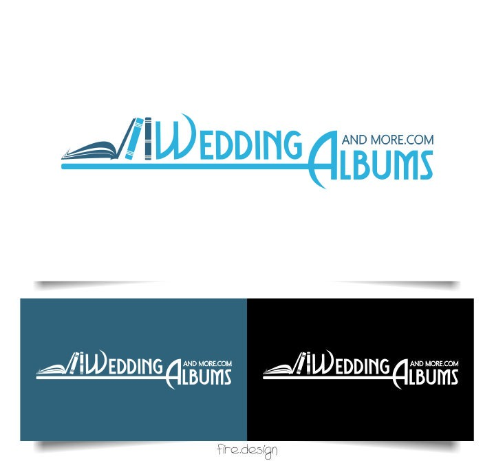 New logo wanted for Wedding Albums and More.com