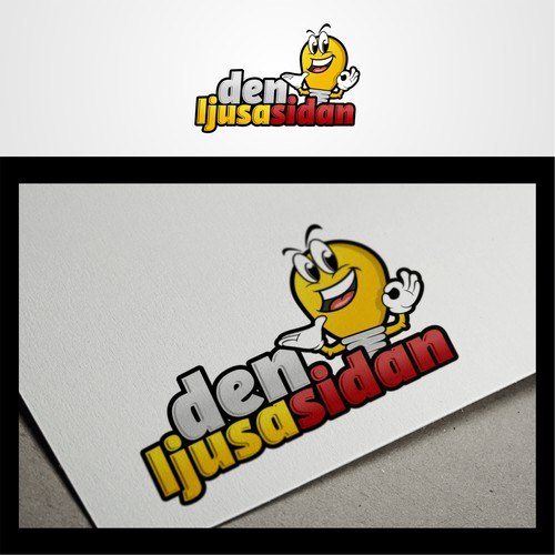 logo concept for den ljusa sidan