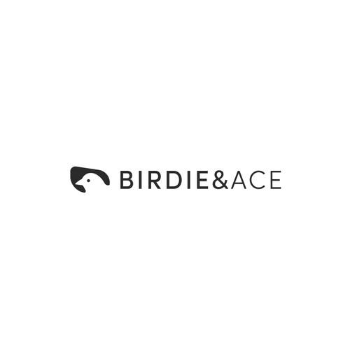 Birdie & Ace - Logo
