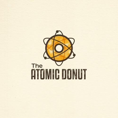 Donut Logo Design