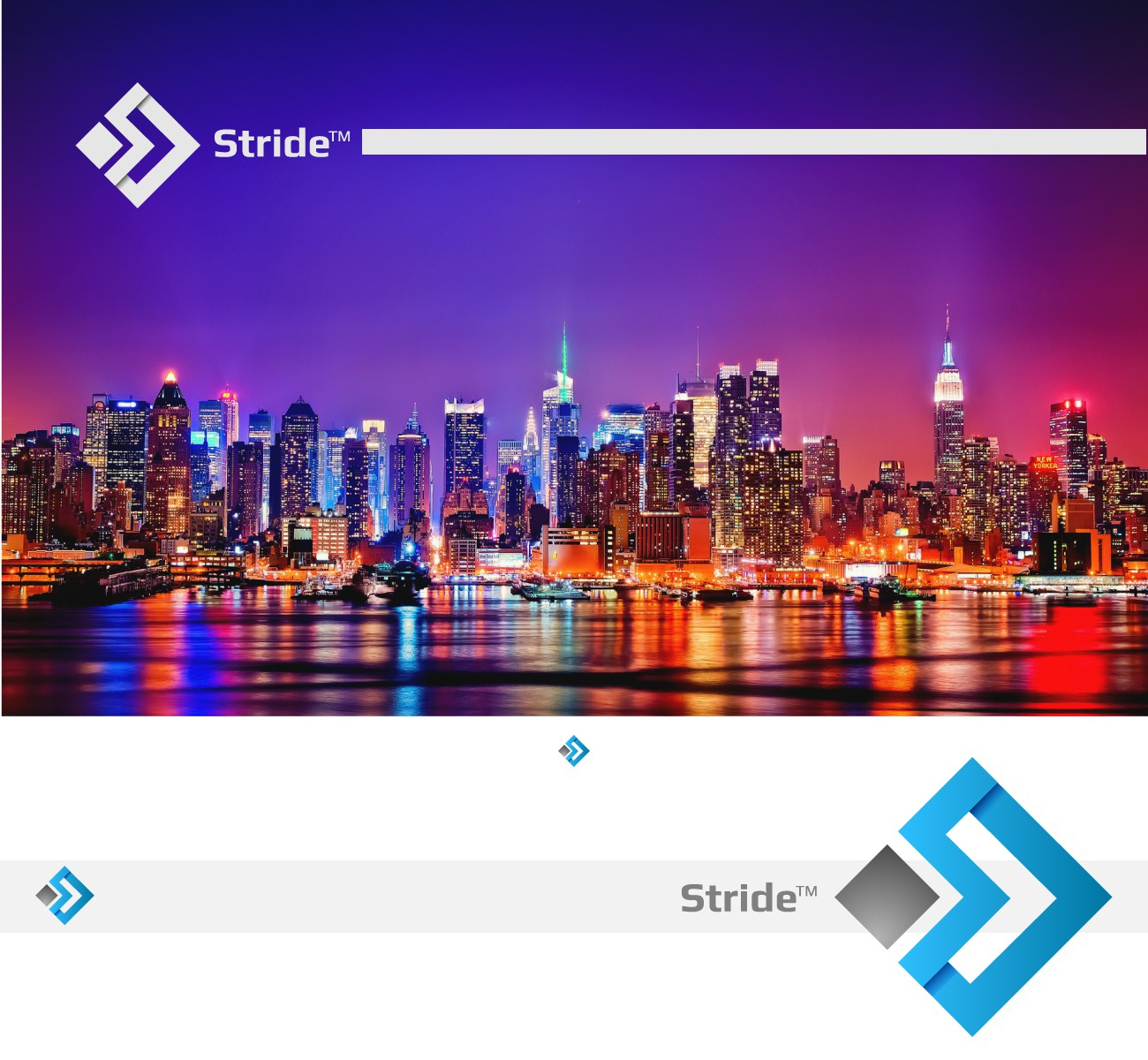 Create the winning logo for Stride! NYC's newest Agile consultancy.