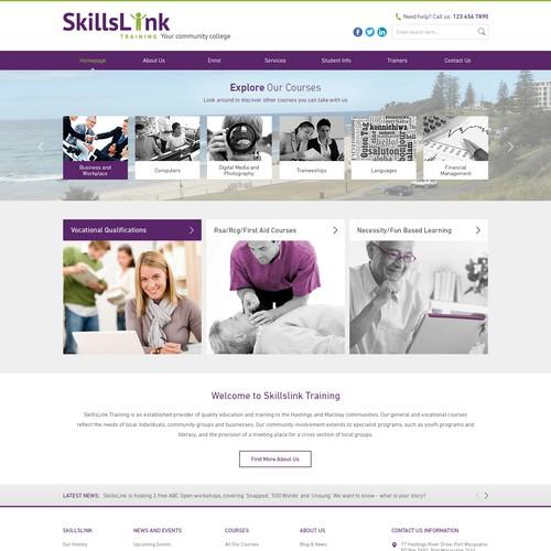 Skills Link Training