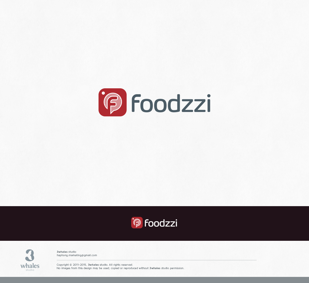 Create a modern typography logo for a food photo/recipe sharing website. Icon in your logo should be usable as app icon.
