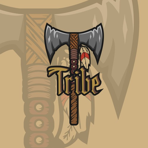 Savage logo for Tribe