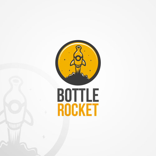 Bottle Rocket Logo