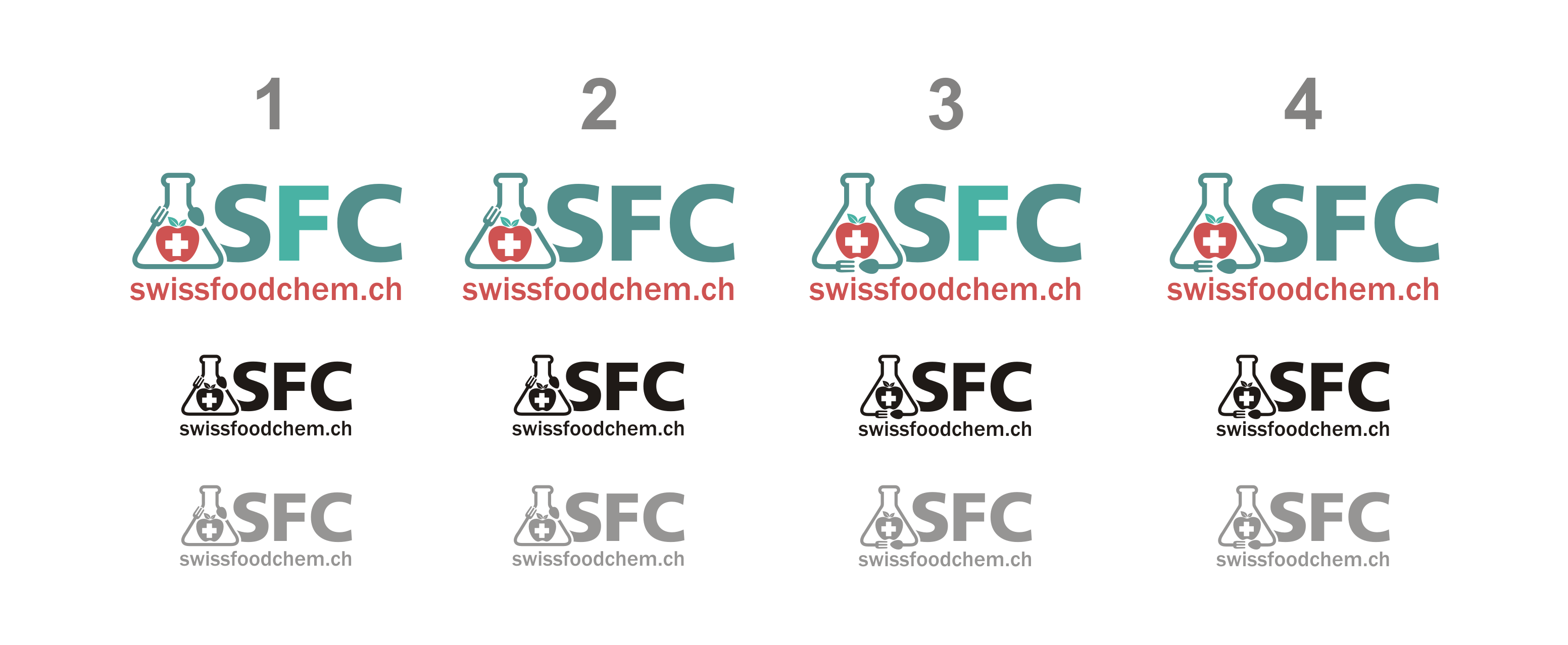 Swiss Food Chemists are looking for s logo
