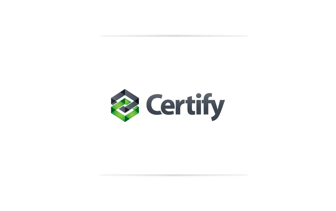 Certify needs a new logo