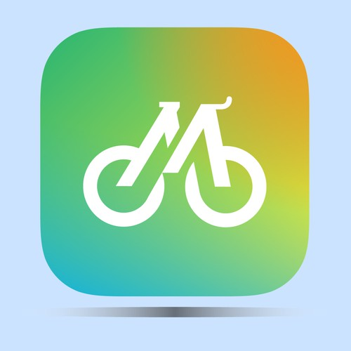 Road Bike App Icon