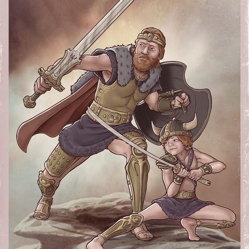 Barbarian & Son book cover