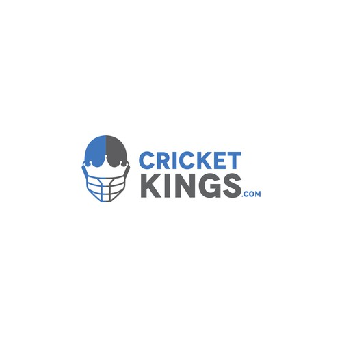 Logo design for Cricket Kings.com