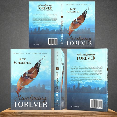 Awakening Forever : Book 1 in the Forever saga