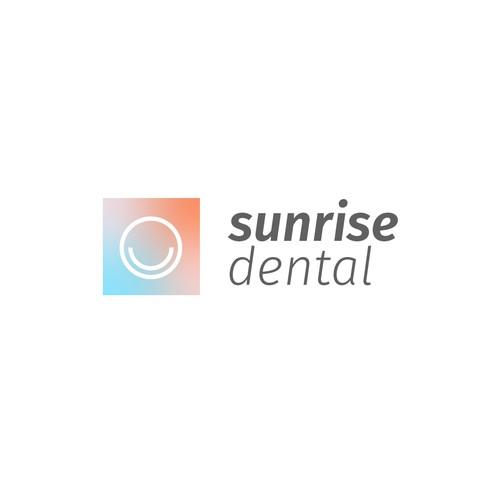 Logo Design - Sunrise Dental