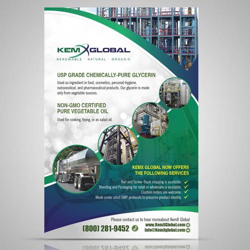 Kem X flyer