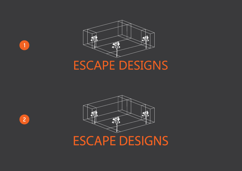 New logo wanted for Escape Designs