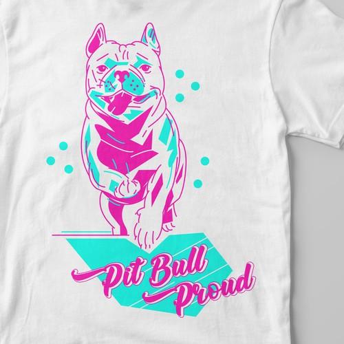 Pit Bull Proud
