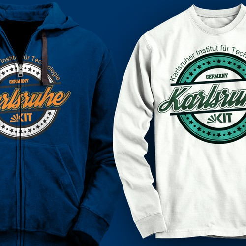 Design for college hoodie