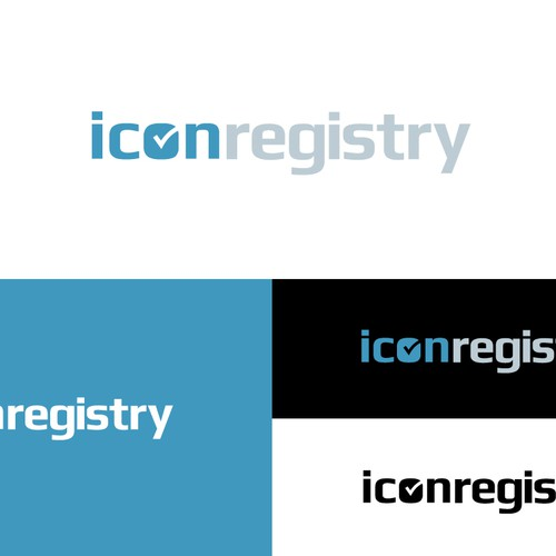 Icon Registry needs a new logo with app icon