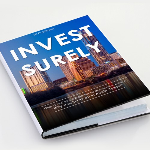 Book Cover For Real Estate Investments