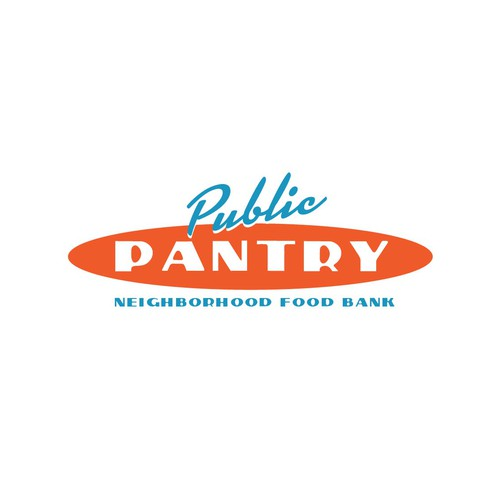 Vintage Logo Needed for Community Food Bank