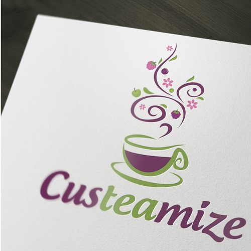 Create the next logo for custeamize