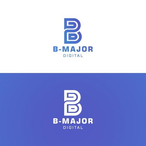 B Major Digital - Logo Concept
