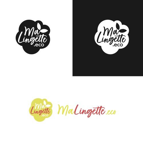 Logo concept for an ecofriendly brand