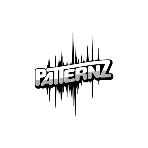 "Bold Logo for music producer ""Patternz""."