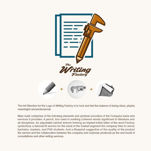The Writing Factory