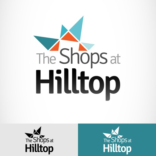 Help The Shops at Hilltop with a new logo