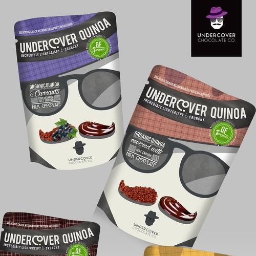 Undercover chocolate