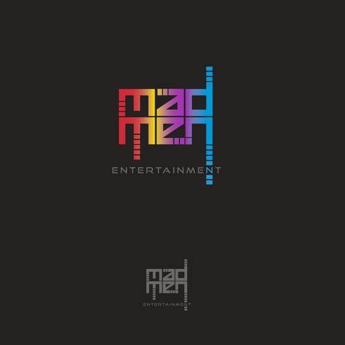 MADMEN Entertainment needs a new logo