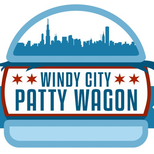 windy city patty wagon needs a new logo
