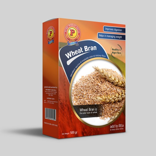 Wheat Bran!!